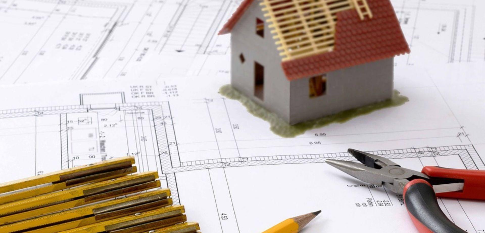 الترخيص والبناء